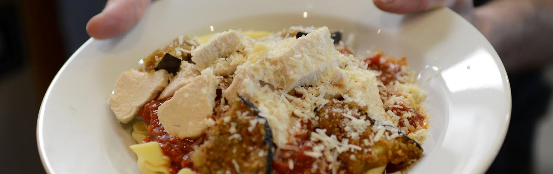 Homemade Pasta & Gourmet Sauce | Twyrl Pasta Bistro